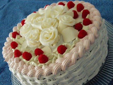 Оформление тортов-фото