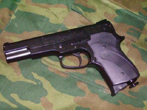 Какой пневматический пистолет самый мощный